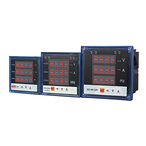 Programmable Single-phase  Combination  Meter